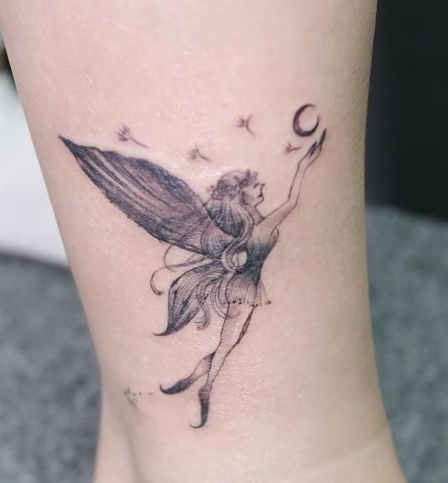 Pixie Tattoo