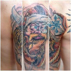 Ullr tattoo