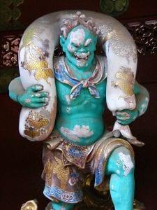 Fujin God
