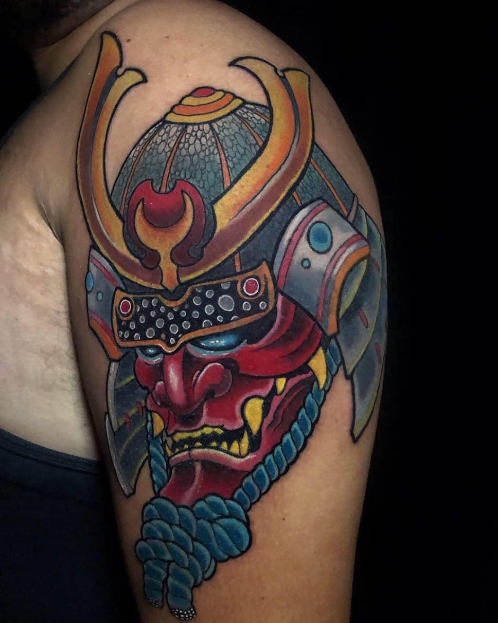 Kabuto Tattoo
