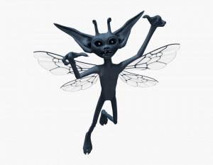 Pixie creature