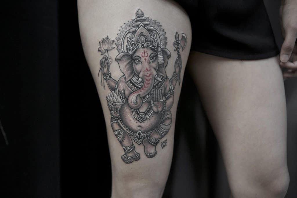 Lazer Liz Tattoo