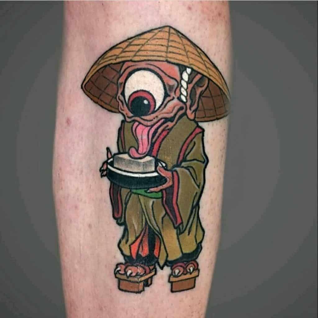 Tofu Boy Tattoo