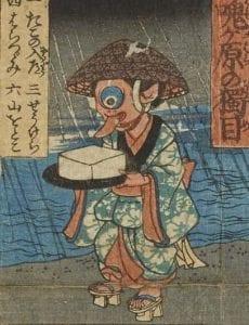 Tofu Boy drawing