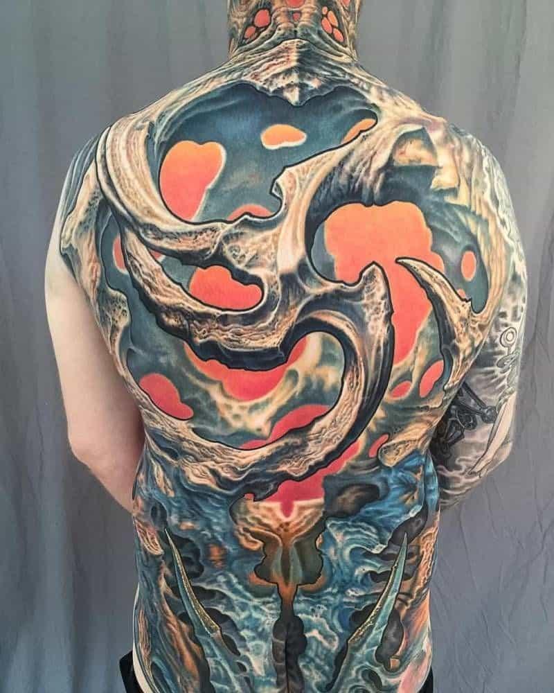 Guy Aitchison Tattoo