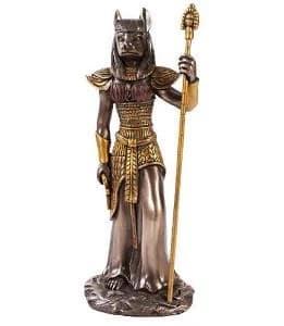 Bastet statue