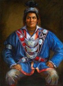 Choctaw chief