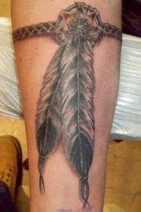 Choctaw tattoo