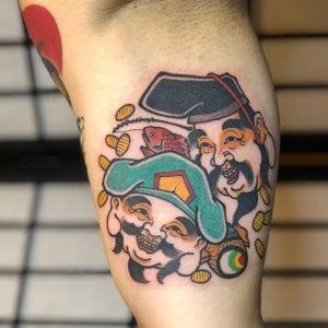 Daikoku tattoo