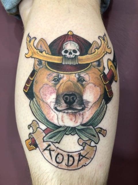 Joey Ortega Tattoo