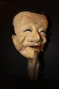 Okina mask
