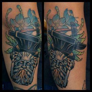 Hephaestus Tattoo