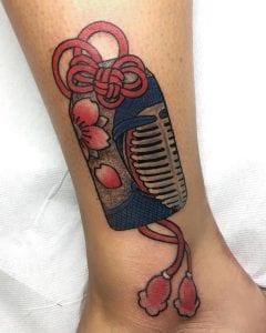 Kendo tattoo