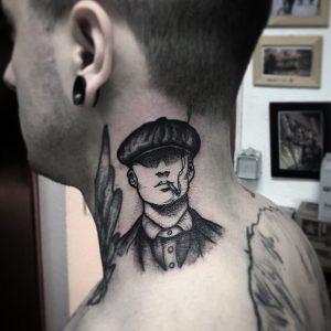 Peaky Blinders tattoo