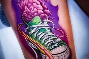 50+ Purple Tattoos That Are Actually Good