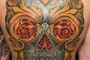 70+ Sugar Skull Tattoos: Origins, Meanings & Symbolism [2020 Guide]