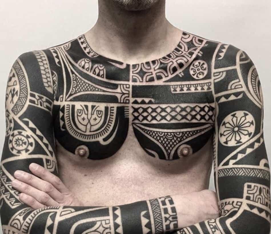 Tribal Tattoos Meanings Tattoo Designs Ideas