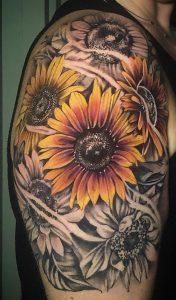 Jessica Lockhard tattoo