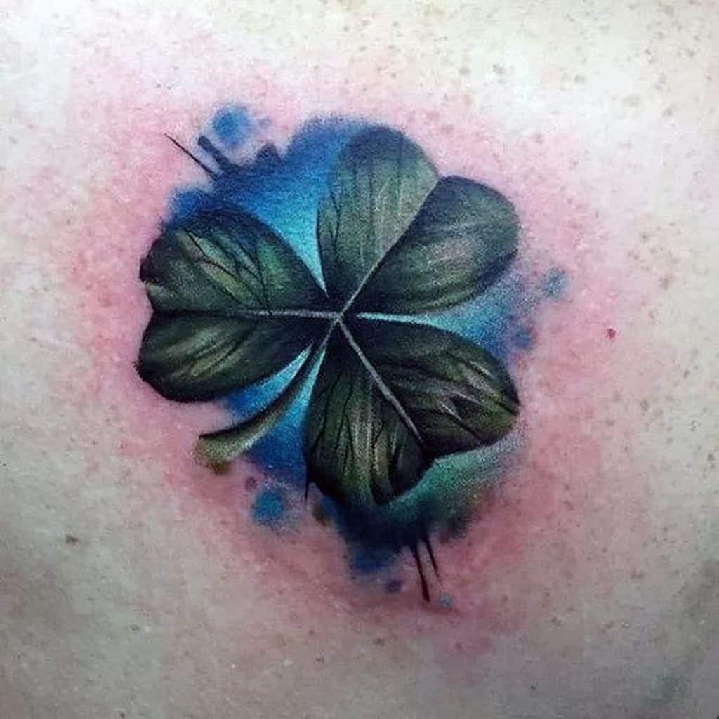 Shamrock Tattoo