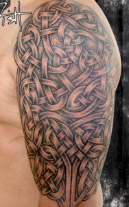 Celtic tattoo