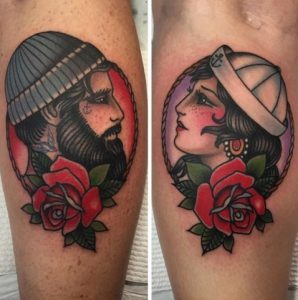 American Traditional Tattoos History Meanings Artists Designs