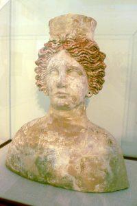 Statue of Tanit Goddess