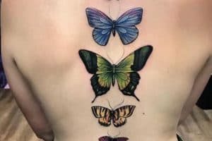 Butterfly Tattoos: Meanings, Artists & Tattoo Styles