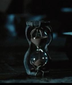 Pan's Labyrinth Hourglass