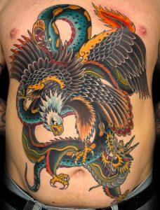 Battle Royale Tattoo