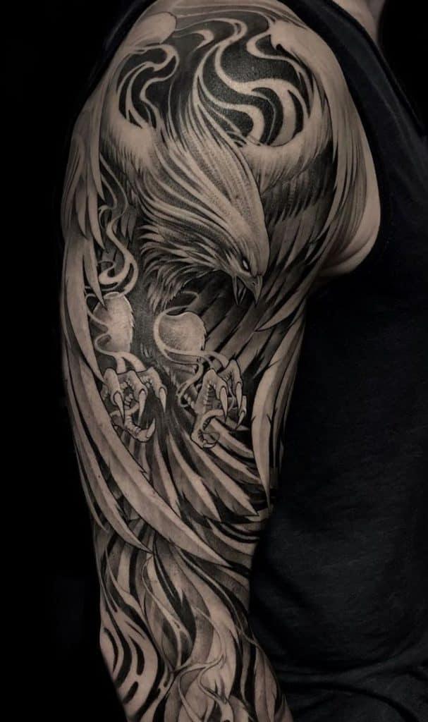 Phoenix Tattoos Meanings Artists Tattoo Designs Ideas