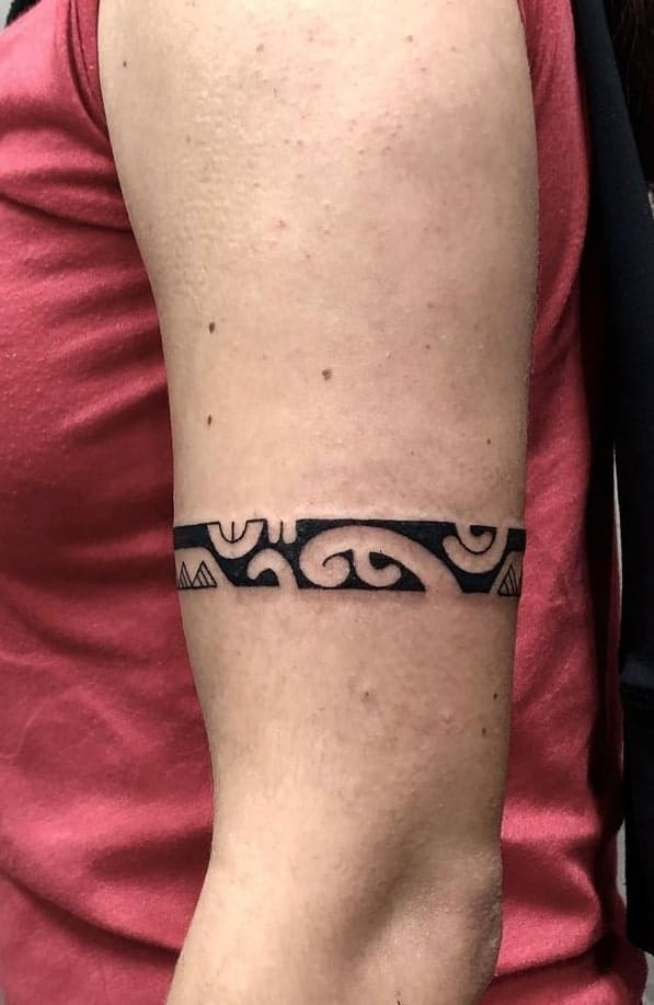 Bracelet Tribal Tattoo