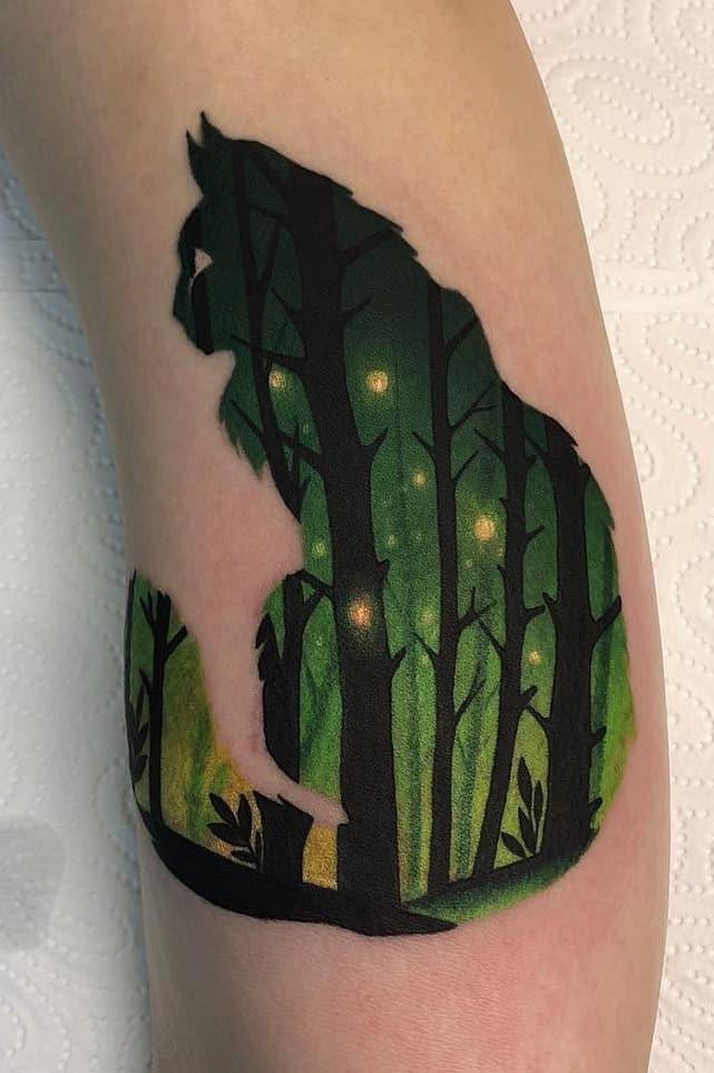Contemporary Tattoo