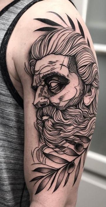 Etching Tattoo