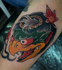 Kappa Tattoo