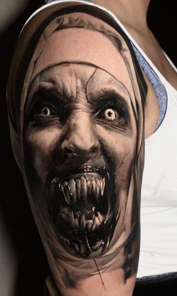 Valak Tattoo