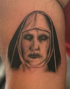 Small Valak Tattoo