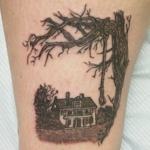 The Conjuring Tattoo