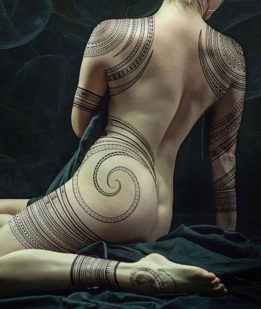 Tribal Tattoo for Women