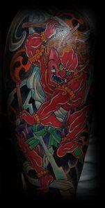 Raijin Tattoo