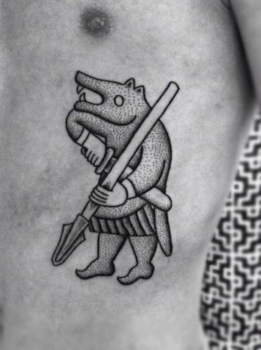 Berserker Tattoo