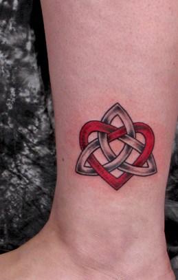 Celtic Love Knots Tattoo