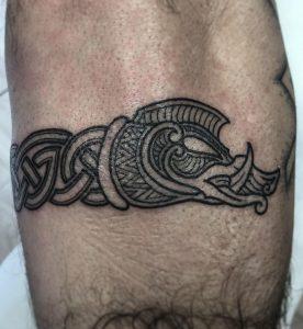 Gullinbursti Tattoo