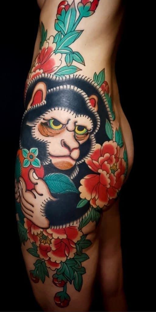 Japanese Tattoo for Women
