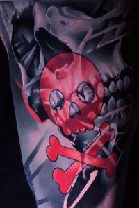 Jolly Roger Tattoo