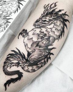 Nidhogg Tattoo