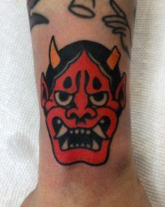 Simple Japanese Tattoo
