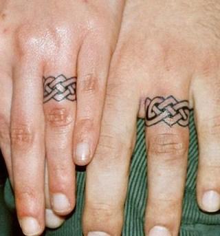 Small Celtic Tattoo