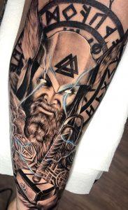 Thor Tattoo