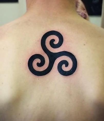 Triskele Tattoo