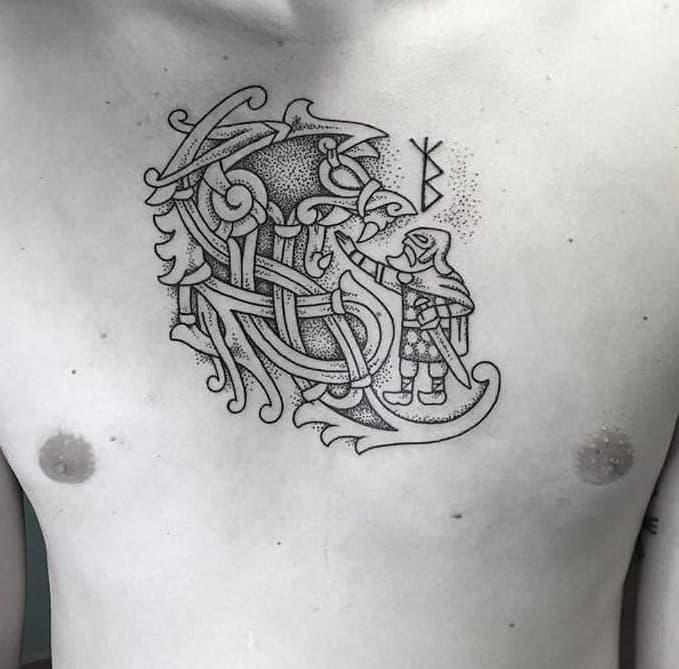 Tyr Tattoo